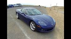 2006 chevrolet corvette c6 test drive