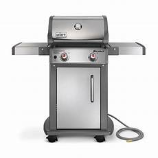 Weber Spirit S 210 Stainless Steel 2 Burner Gas