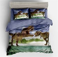aliexpress com buy kids dinosaur bedding sets twin full queen king size 3d animal new fashion