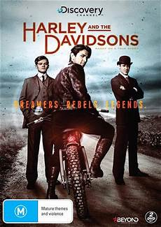 Buy Harley And The Davidsons On Dvd Sanity