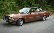 Magnificent 1982 Mazda 626 Coupe Luxury Edition