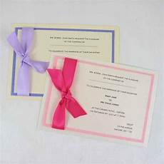 How To Create Wedding Invitations