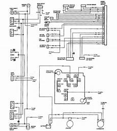 1983 chevrolet el camino wiring diagram part 2 61811 circuit and wiring diagram download