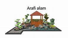Arafi Alam Tukang Taman Semarang