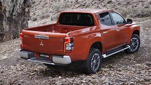 Mitsubishi L200 Pick Up Truck Review Upping The