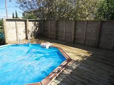 plage bois piscine hors sol vente et pose de parquet en