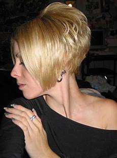 short stacked bob hairstyles the undercut