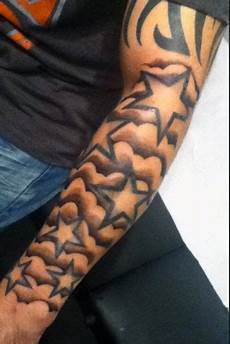Image Result For Tattoos Cloud Sleeve