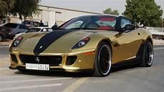 Gold 599 Gtb Fiorano S Should Come In