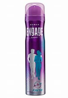Engage Deo Spray By Itc India S Range Of