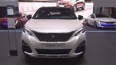 Peugeot 3008 Gt Line Thp 165 S S Eat6 2018 Exterior And