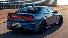 2020 Dodge Charger Srt Hellcat Widebody 4 Wallpapers
