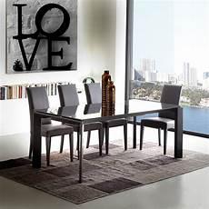 tavoli soggiorno cristallo tavolo allungabile in cristallo design soggiorno salotto