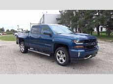 2017 CHEVROLET SILVERADO 1500 CREW CAB SHORT BOX 4 WHEEL
