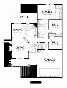 mascord house plans mascord house plan 1111a the woodbine house plans