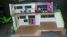 Haus Möbel Kaufen - playmobil luxusvilla plus zubeh 246 r m 246 bel top zustand