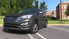 hyundai santa fe sport mpg review the 50 mile youtube