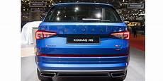 facelift f 252 r den skoda kodiaq alle infos vom modelljahr 2020