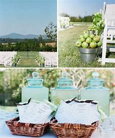 dark brown and light green wedding decoration weddings