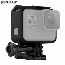 Puluz Pu338b Protective Frame Shell by Puluz Abs Plastic Housing Shell Frame Mount Protective