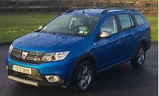 Dacia Logan Mcv Stepway Review