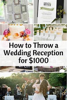 How To A Cheap Wedding
