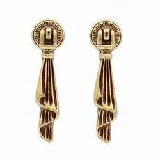 pomelli e maniglie maniglie ottone anticato forma di fiocco brico casa