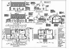 house construction plans construction drawings house plans 772