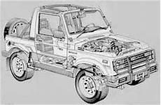 car repair manuals online pdf 1992 suzuki samurai user handbook 1986 1996 samurai and sidekick repair manual 11 95