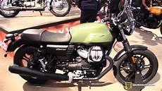 moto guzzi v7 iii 2017 moto guzzi v7 iii walkaround 2016 eicma