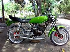 Modifikasi Motor Rx King by Modifikasi Motor Dan Mobil Modifikasi Keren Yamaha Rx