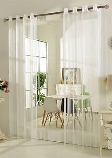 vorhang als raumteiler fadengardine fadenstore vorhang mit 214 sen raumteiler 20304 ebay