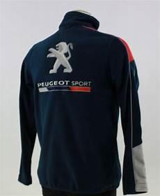 Polaire Peugeot Sport De La Collection Officielle Peugeot
