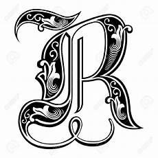 alfabeto gotico lettere beautiful decoration alphabets style