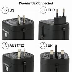 Universal L Power Travel Charger Standard by Universal Travel Power Adapter With 4 Usb Charging Ports