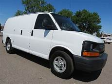 auto air conditioning repair 2006 chevrolet express 1500 engine control buy used 2006 chevrolet express 1500 cargo van awd 1 owner fleet runs great very clean in