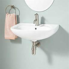 lowen double bowl wall bathroom sink bathroom