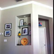 valspar s frappe colored matched to olympic zero voc loving this color grey pinterest
