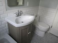 Bathroom Ideas Half Tile by Bathroom Tile Ideas