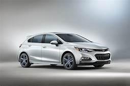 Chevrolet Cruze RS Hatch Blue Line Revealed  GM Authority
