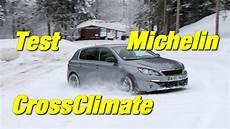 Le Pneu Toutes Saisons Michelin Crossclimate 224 L Essai