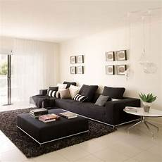 Home Decor Ideas With Black Sofa by 1000 Images About Living Room Ideas On