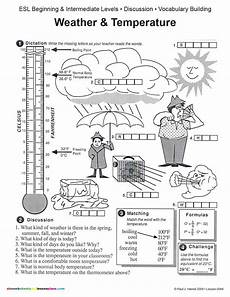weather temperature worksheets 14691 esl weather temperature other files documents and forms