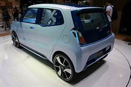 Daihatsu Presents Some Of Its Concept Kei Cars At Tokyo W