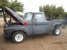 Find New 1962 Ford F100 Unibody Pickup Truck In Benson