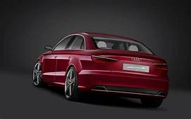 Audi A3 Sedan Confirmed  Photos 1 Of 3