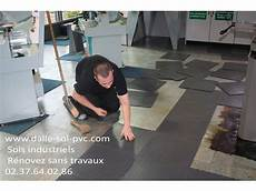 dalle sol pvc renovation sol industriel contact dalle sol pvc