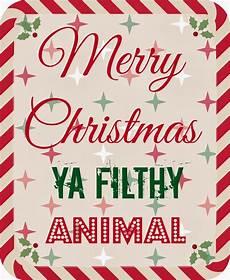 marshmallow mudpie merry christmas ya filthy animal free printable merry christmas ya