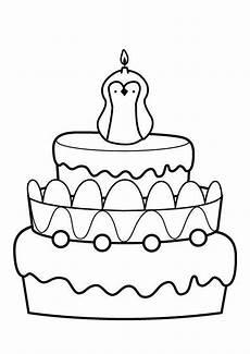 Einfache Malvorlagen Geburtstag Geburtstag Ausmalbilder Malvorlagen Ausmalbilder
