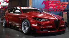 Need For Speed Payback Alfa Romeo Giulia Quadrifoglio